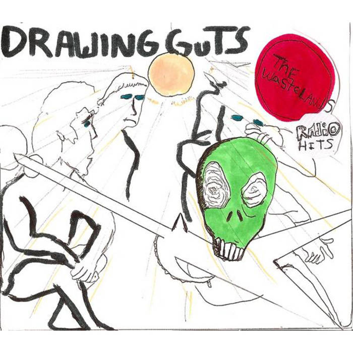 drawing guts -the wastelands: radio hits