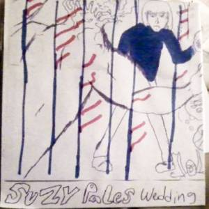 drawing guts - suzy pales wedding