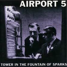airport 5 - tower in the fountain of sparks